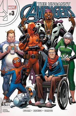 The Uncanny Avengers Vol. 2 (Revista) #3