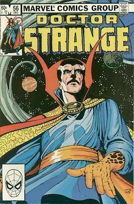 Doctor Strange Vol. 2 (1974-1987) (Comic Book) #56