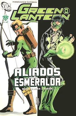 Green Lantern: Aliados esmeralda