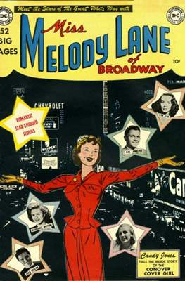 Miss Melody Lane of Broadway