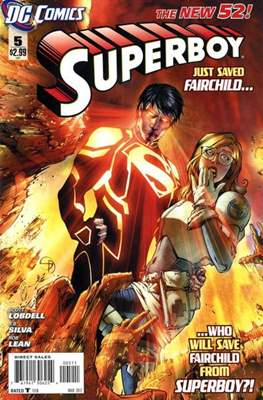 Superboy New 52 #5