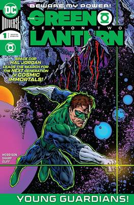 The Green Lantern Season Two (2020-) (Comic Book) #1