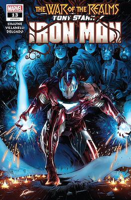 Tony Stark Iron Man (Comic Book) #13