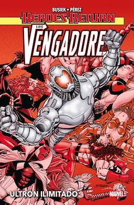 Heroes Return. Los Vengadores (Cartoné 384 pp) #2