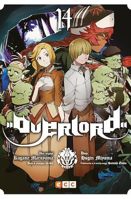 Overlord (Rústica) #14
