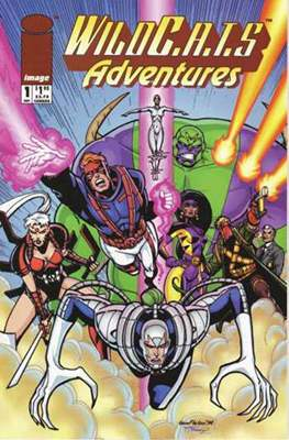 WildC.A.T.S. Adventures (Comic Book) #1