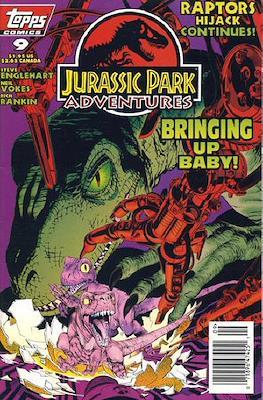 Jurassic Park Adventures (Comic Book) #9