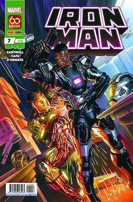 El Invencible Iron Man Vol. 2 / Iron Man (2011-) #126/7