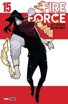 Fire Force #15
