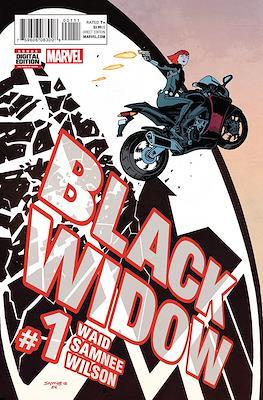 Black Widow Vol. 6 (Comic Book) #1