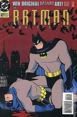 The Batman Adventures (Comic Book) #27