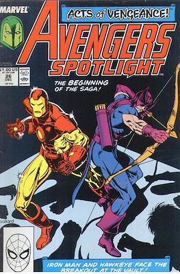 Solo Avengers / Avengers Spotlight (Comic book) #26
