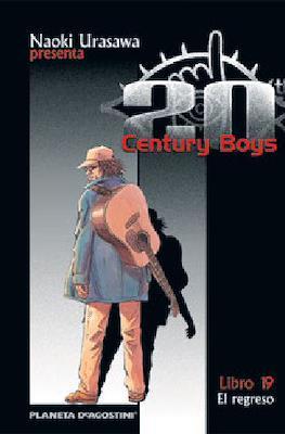 20th Century Boys (2004-2007) (Rústica con sobrecubierta) #19