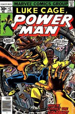 Hero for Hire / Power Man Vol 1 / Power Man and Iron Fist Vol 1 (Comic Book) #42