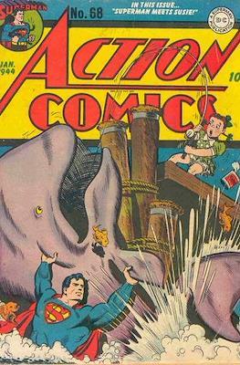 Action Comics Vol. 1 (1938-2011; 2016-) (Comic Book) #68