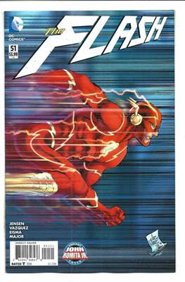 The Flash Vol. 4 (2011-2016 Variant Cover) (Comic Book) #51.1