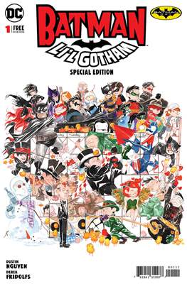Batman Li'l Gotham Special Edition
