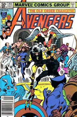 The Avengers Vol. 1 (1963-1996) (Grapa) #211
