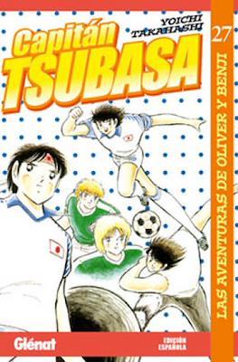 Capitán Tsubasa. Las aventuras de Oliver y Benji (Rústica con sobrecubierta) #27