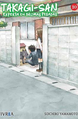 Takagi-san: Experta en bromas pesadas (Rústica) #10