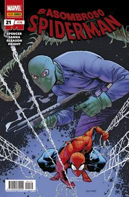 Spiderman Vol. 7 / Spiderman Superior / El Asombroso Spiderman (2006-) (Rústica) #170/21