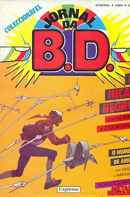 Jornal da B.D. (Grapa 21 x 30 cms.) #73