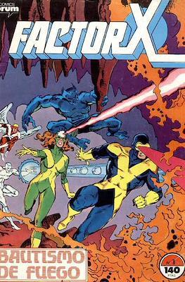 Factor-X Vol. 1 (1988-1995)