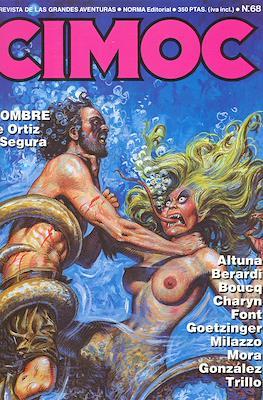 Cimoc (Grapa 60-132 pp) #68