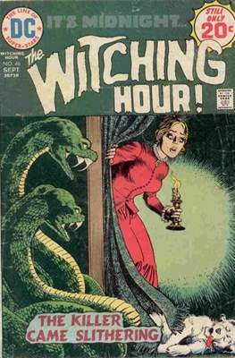 The Witching Hour Vol.1 (Grapa) #46