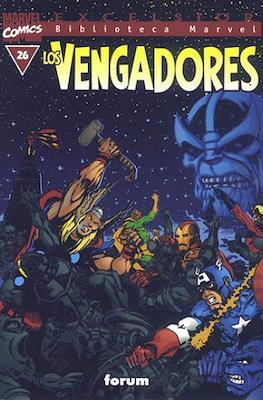 Biblioteca Marvel: Los Vengadores (1999-2001) (Rústica 160 pp) #26