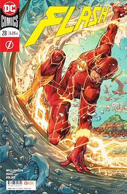 Flash. Nuevo Universo DC / Renacimiento (Rústica / Grapa.) #42/28