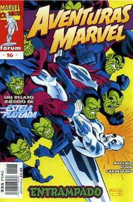 Aventuras Marvel (Grapa. 24 páginas.) #16