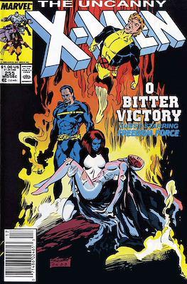 The Uncanny X-Men (1963-2011) (Comic-Book) #255
