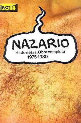 Nazario. Historietas. Obra completa 1975-1980