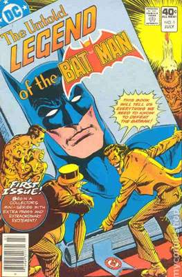The Untold Legend of the Batman (Grapa) #1