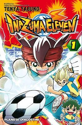 Inazuma Eleven (Rústica con sobrecubierta) #1
