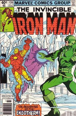 Iron Man Vol. 1 (1968-1996) (Comic book) #136