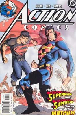 Action Comics Vol. 1 (1938-2011; 2016-) (Comic Book) #822