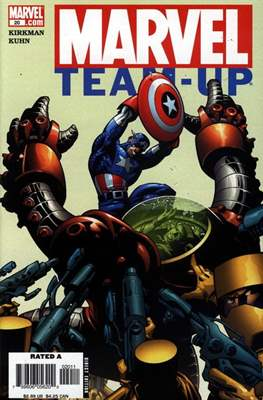 Marvel Team-Up Vol. 3 (Comic-Book) #20