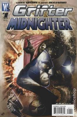 Grifter & Midnighter (2007) (Grapa) #1