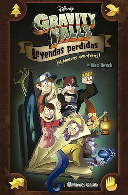 Gravity Falls. Leyendas Perdidas (Rústica 216 pp)
