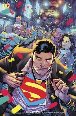 Action Comics Vol. 1 (1938-2011; 2016-... Variant Covers) (Comic Book) #1006