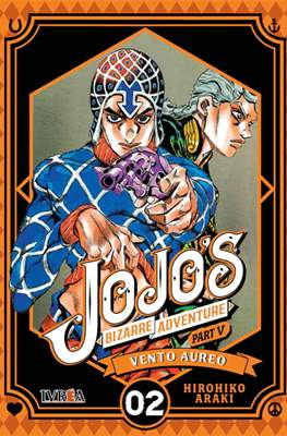 JoJo's Bizarre Adventure - Part V: Vento Aureo #2