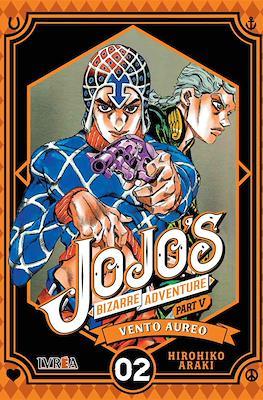 JoJo's Bizarre Adventure - Part V: Vento Aureo (Rústica con sobrecubierta) #2