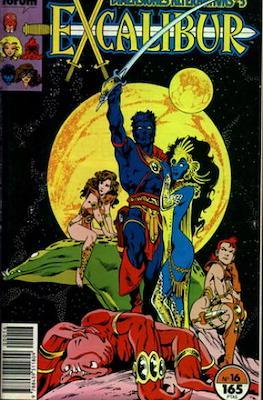 Excalibur Vol. 1 (1989-1995) (Grapa) #16
