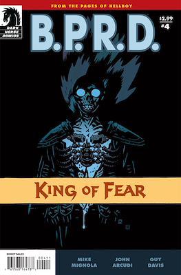 B.P.R.D. (Comic Book) #67