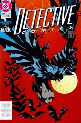 Detective Comics Vol. 1 (1937-2011; 2016-) (Comic Book) #651