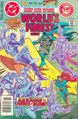 World's Finest Comics (1941-1986) #272