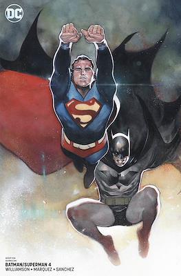 Batman / Superman (2019 -Variant Cover) (Comic Book) #4