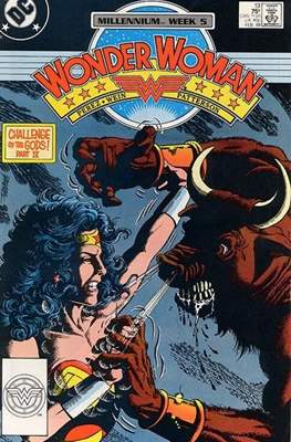 Wonder Woman Vol. 2 (1987-2006) (Comic Book) #13